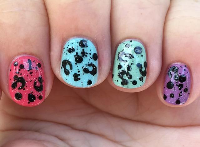 Leopard Fingers