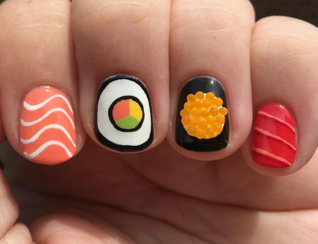 Sushi Fingers