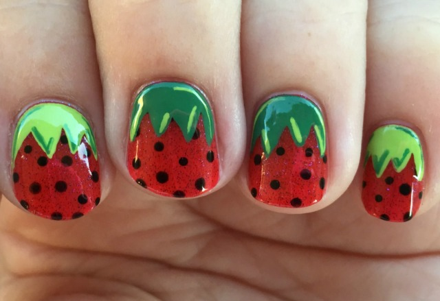 Succulent Strawberries Shade