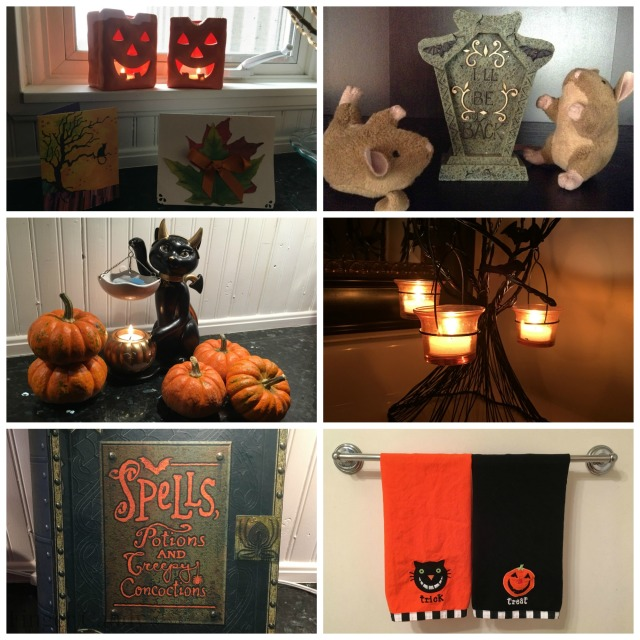 halloween-decor-collage