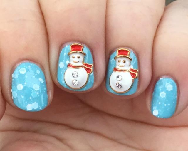 snowmen-fingers