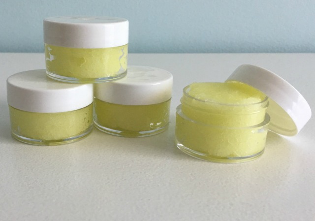 Lime Sugar Scrub Pic