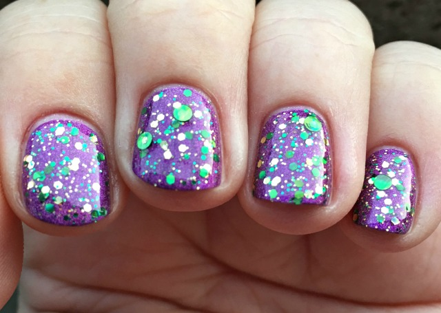Mardis Gras Fingers