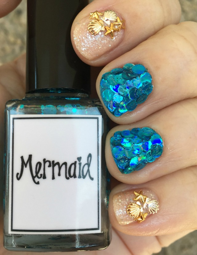 Marvelous Mermaid Bottle