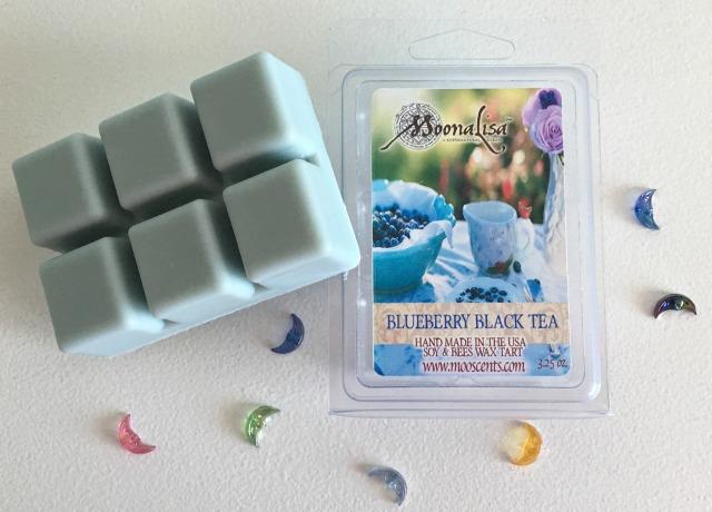 MooScents BlueberryTea