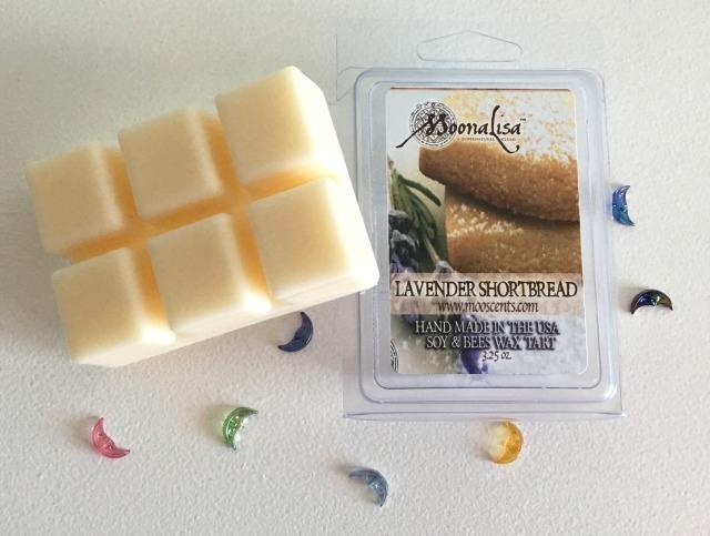 MooScents LavenderShortbread