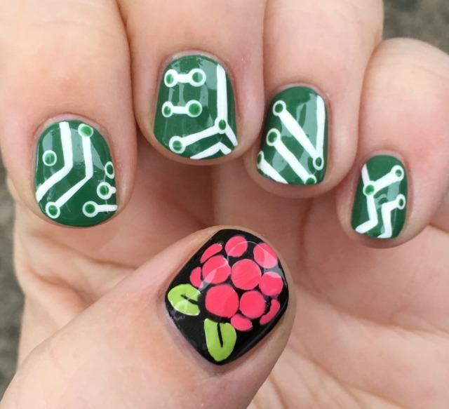 Raspberry Pi Fingers
