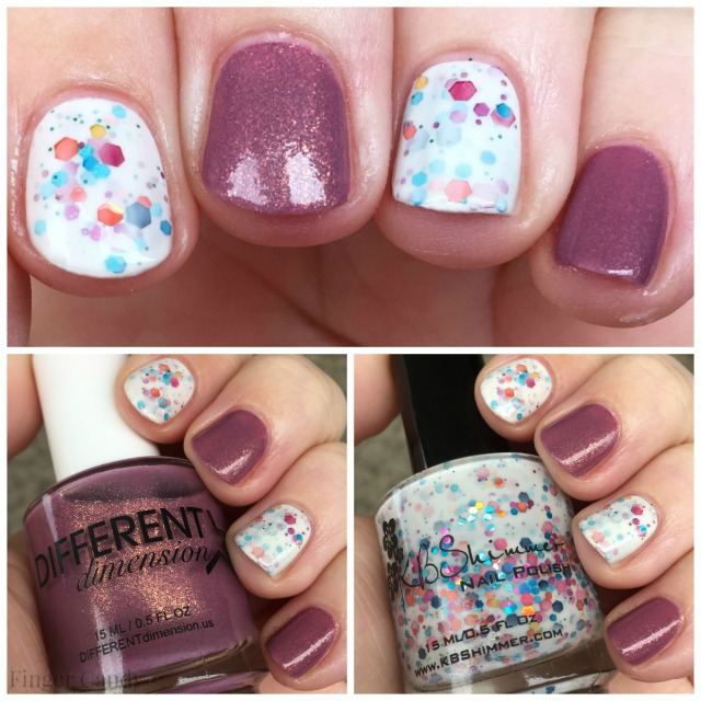 Spring Collage Nails 1
