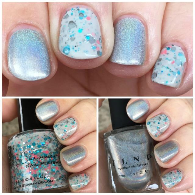 Spring Nail Collage 4