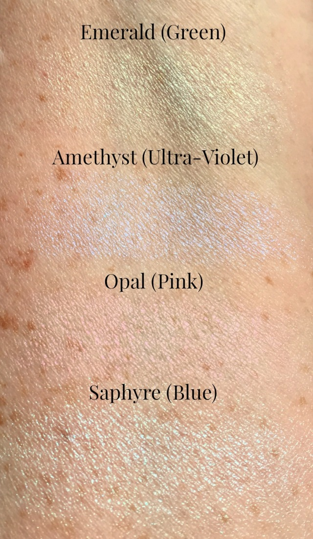 Alchemist Palette Bare Skin