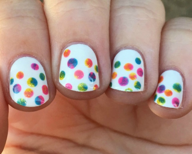 Marbled Dots Pic