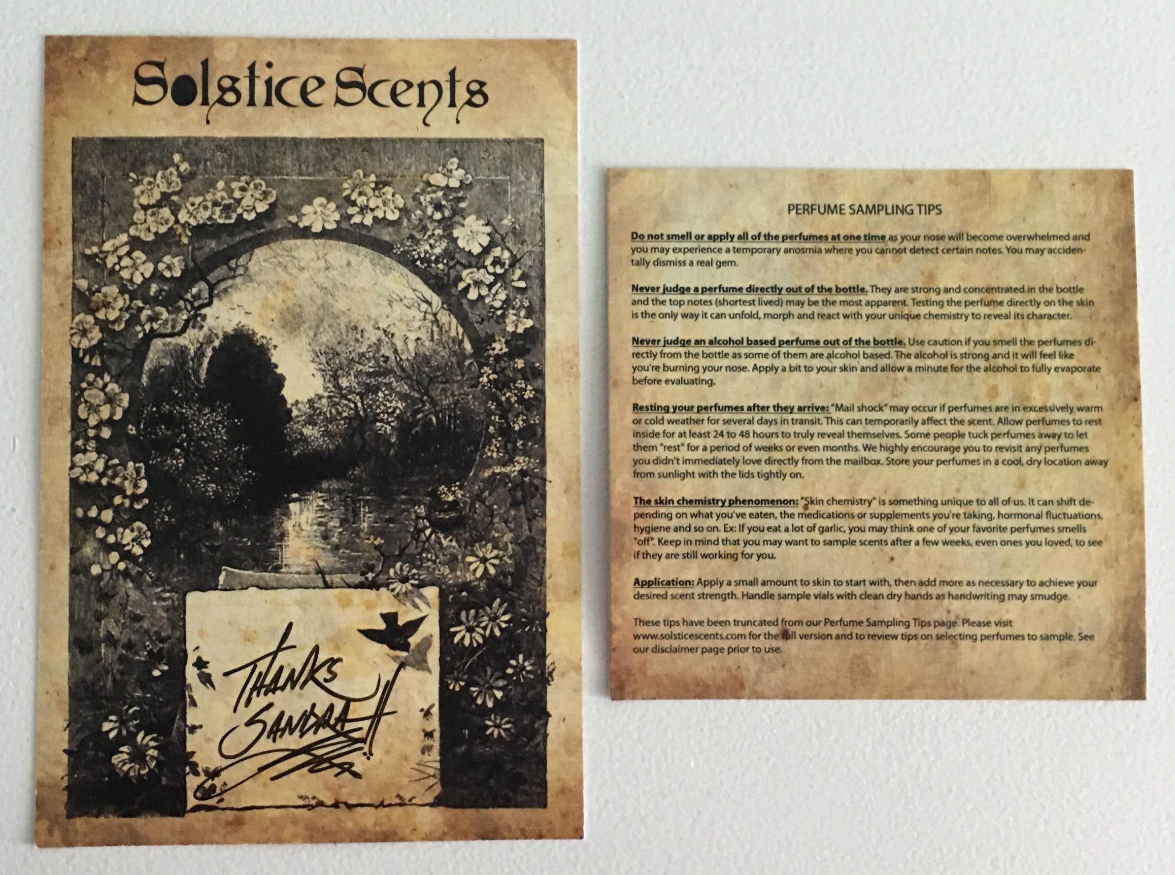 Summer Solstice Cards