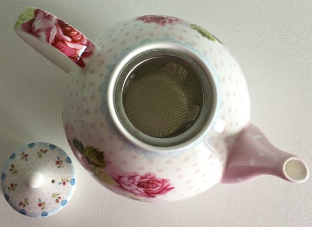 Tea Time Tea Pot