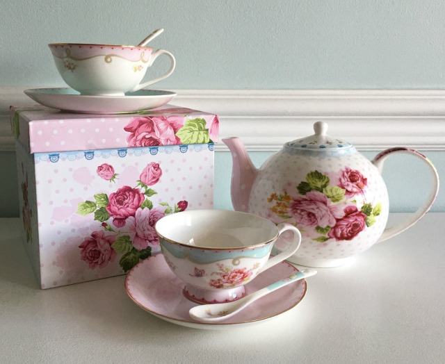 Tea Time Whole Tea Set