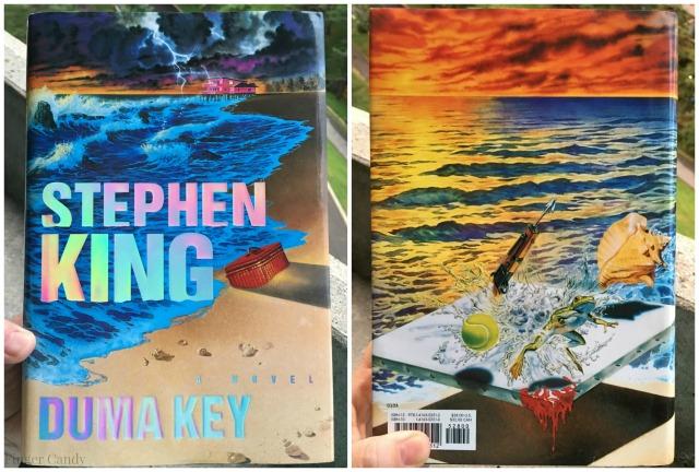 Duma Key Cover Collage