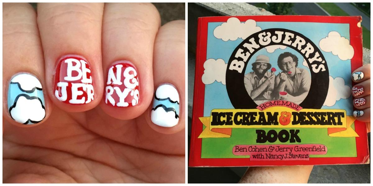 Literary Inspiration: Ben & Jerry\'s Homemade Ice Cream & Dessert ...