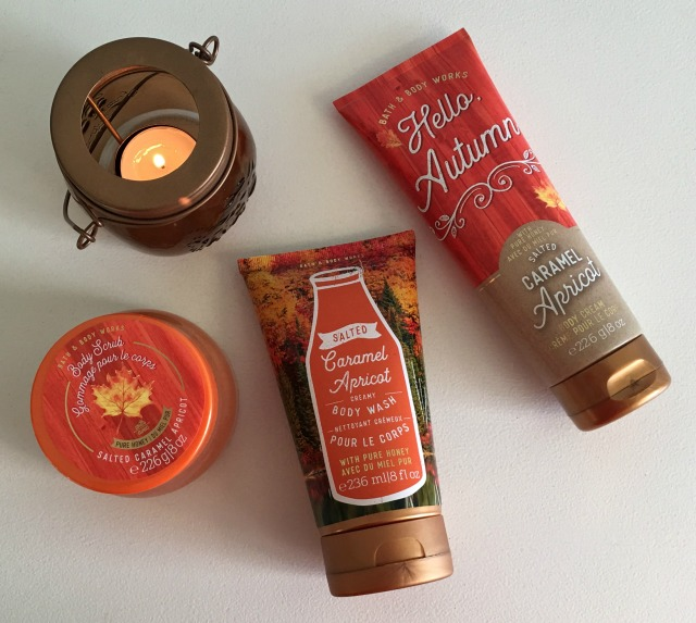 Salted Caramel Apricot Products