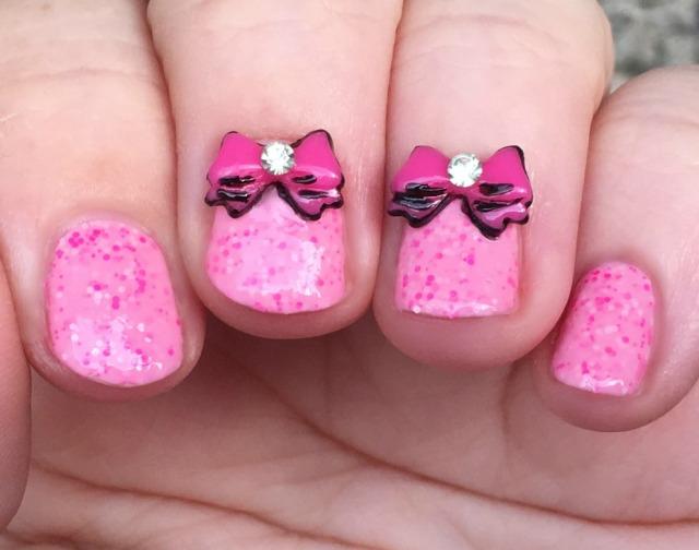 HK Bow Nails