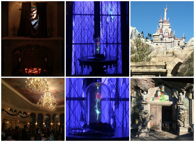 Be Our Guest Collage