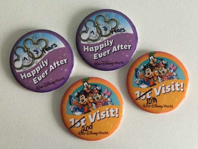 Celebration Pins