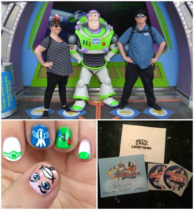 Buzz Nail Collage