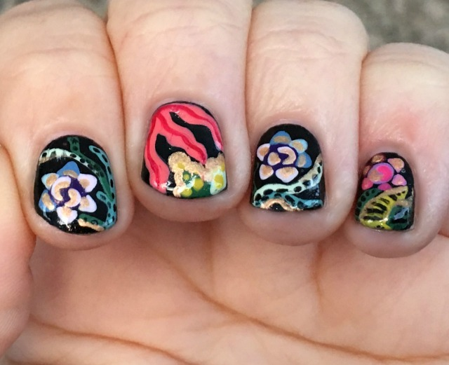Journal nails