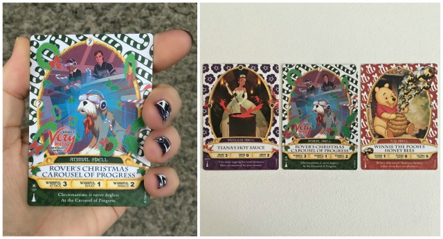 Sorcerers Carousel Collage