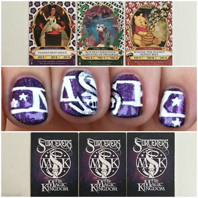 Sorcerers Collage