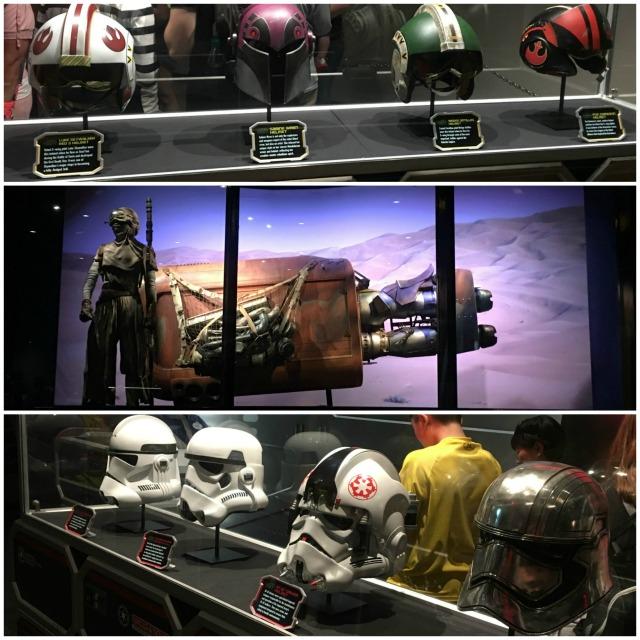 Star Wars Helmet Collage