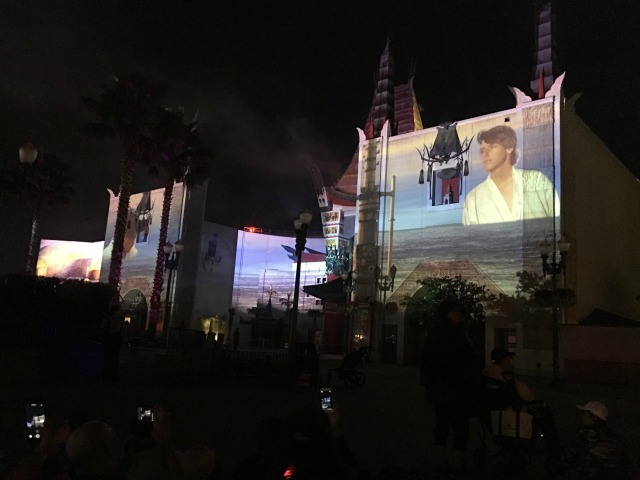 Star Wars Projection