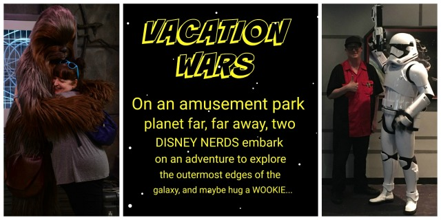Vacation Wars Collage