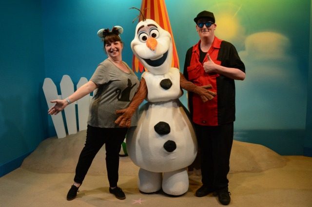 Warm Hugs from Olaf
