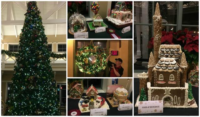 Christmas Resort Collage