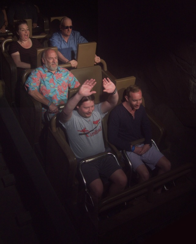 On Ride Expedition Everest