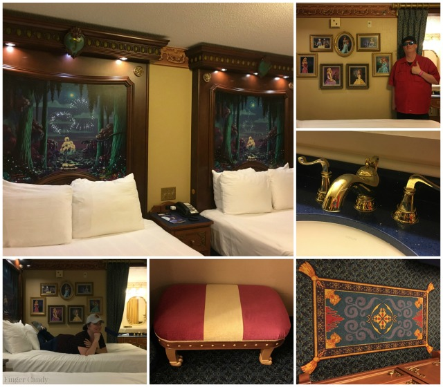 Royal Room Collage