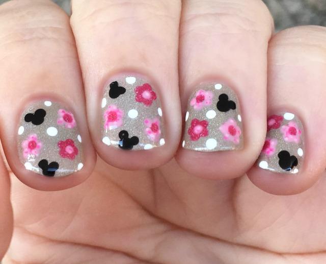 Cherry Blossom Mickey 1