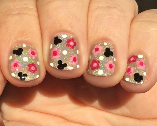 Cherry Blossom Mickey 2