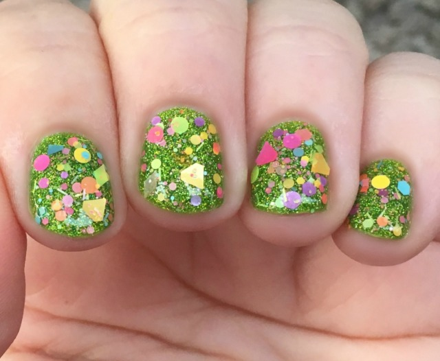 Easter Nails 1