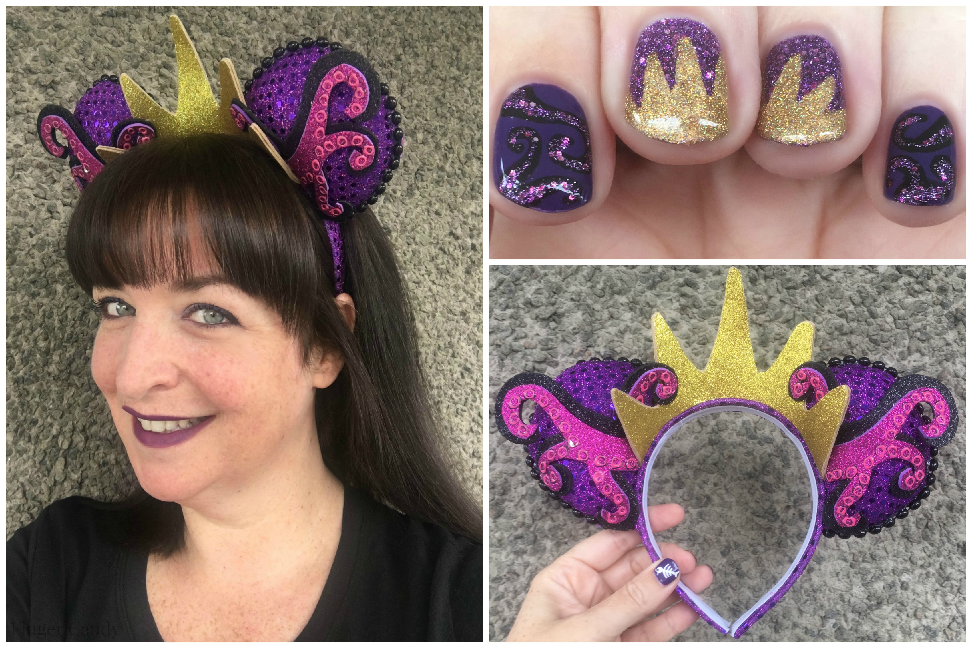 Ursula Ears Collage 2