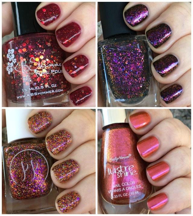 Fall Polish Collage 1