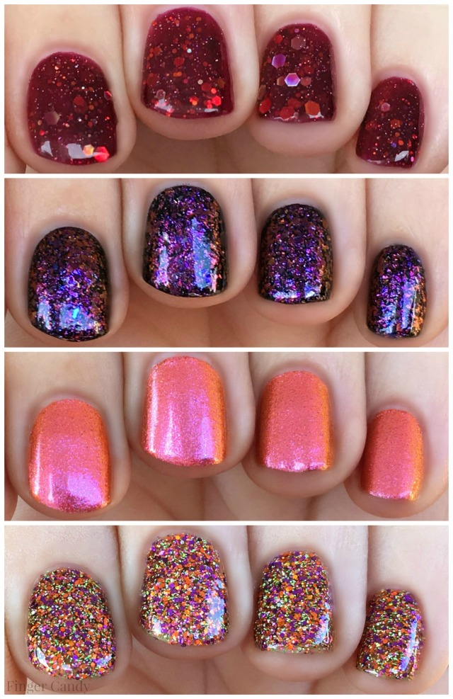 Fall Polish Collage 2