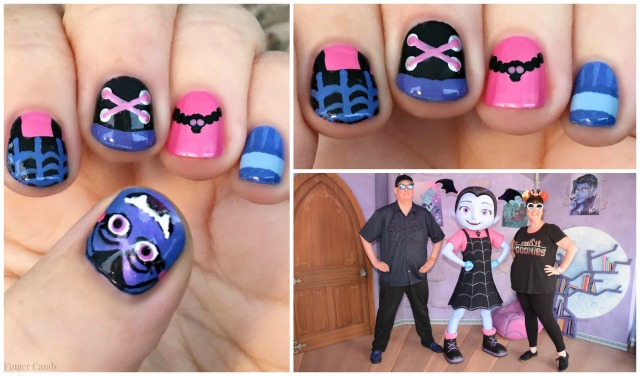 Vampirina Collage 1