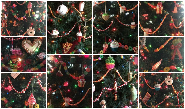 Foodie Tree Collage 1