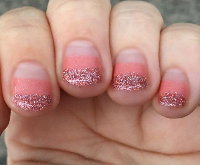 Pink Stripes 1