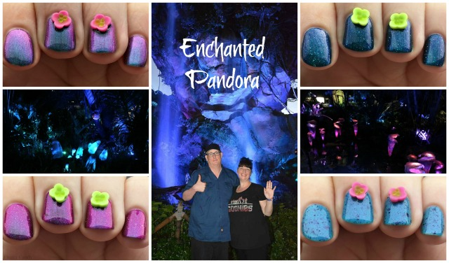 enchanted pandora collage 2