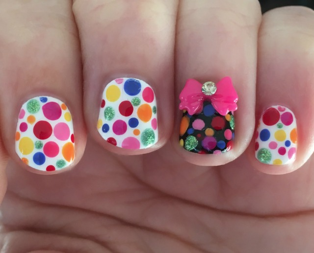 Birthday Dots 1