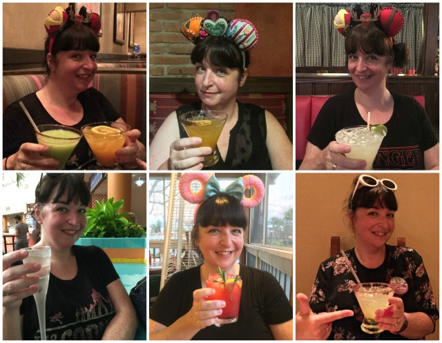Ears and Cocktails Collage