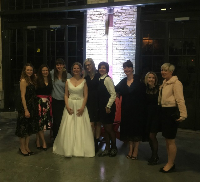 Cheryl's Wedding