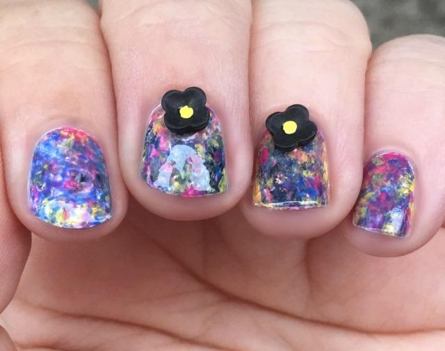 Argument Nails 1