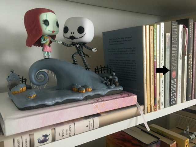 Middlesex Bookshelf
